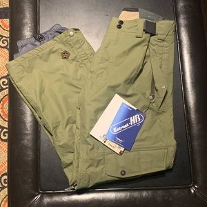 NWT Sessions Men's Evolution Snow Pant, Size Small